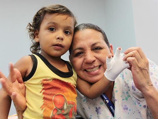 【中美洲】Idalia的人生第一次,改變了她,也感動了我們!