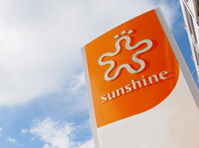 陽光事業服務據點