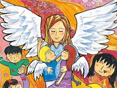 寶貝,願妳成為有同理心的女孩 -血管瘤病友 筱嵐