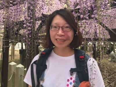 血管瘤女孩小雅 樂觀面對生命的挑戰